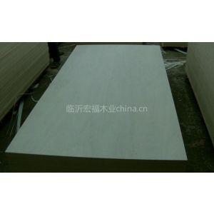 供应18mm漂白杨木家具板 临沂多层板厂家