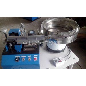供应供应XQ-108电容剪脚机LED剪脚机振动盘