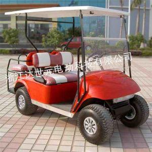 供应达世元专业生产高尔夫球车,客户接待车