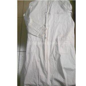 外贸服装订单外发(白大褂)1