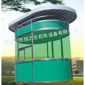 供应旭之光彩钢艺术岗亭,广西南宁市岗亭厂家
