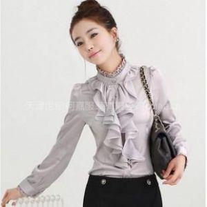 高档时尚宫廷气质女士衬衣,经典时尚