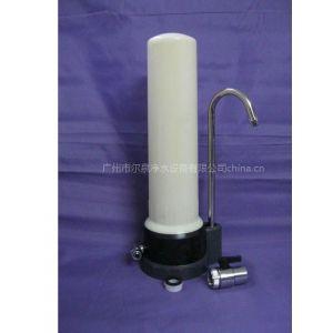 供应河北省丹顿单筒净水器(国产),台上式单筒净水器