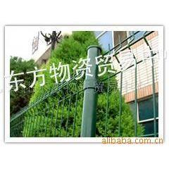 供应波浪护栏 铁艺 双边护栏 球场围网、草原围栏网
