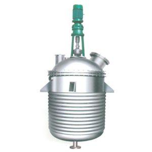 供应外盘管加热不锈钢反应釜