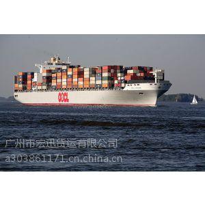 供应中国到马来西亚航线海运服务