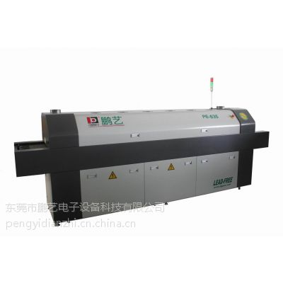 供应无铅回流焊,PE-635经济无铅回流焊锡机,鹏艺回流焊设备厂