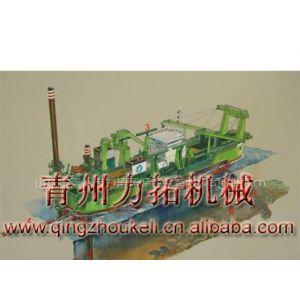 供应出售挖沙淘金船,力拓专业制造销售挖砂淘金船