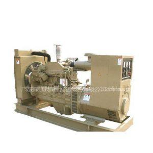 出租淡黄色康明斯NT855发电机出租200-300KW发电机电流500