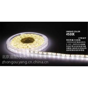 供应澄通三年质保12V/24V SMD 5050/5630 防水led柔性灯带