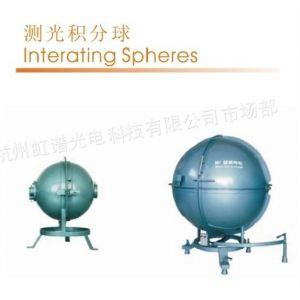 供应积分球直径:φ0.3m, φ0.5m, φ1.0m, φ1.5m, φ1.75m, φ2.0m