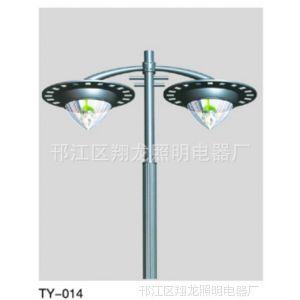 供应生产销售  翔龙照明灯 欧式多灯头景观庭院灯