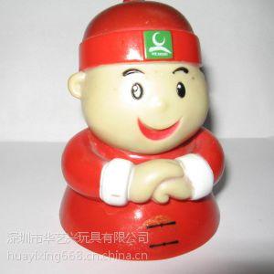 供应公仔玩具 搪胶玩偶 搪胶公仔 儿童玩具 礼品