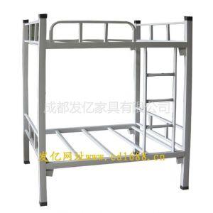 供应四川学生床、公寓床、铁床、上下铺铁床生产厂家