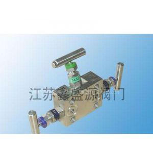供应三阀组 五阀组 仪表阀 高压球阀 超高压截止阀