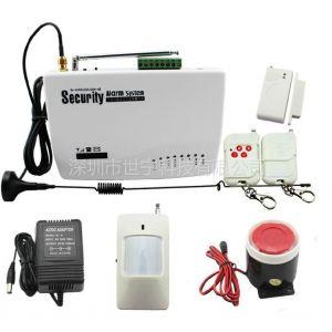 供应双天线GSM报警器,家用手机卡报警器,升级版GSM报警器
