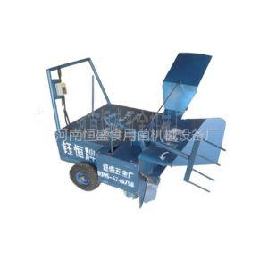 供应广西省南宁市电机型食用菌自走式拌料翻堆机搅拌机厂家价格批发
