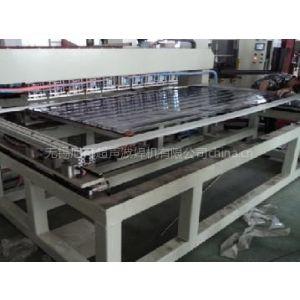 供应无锡太阳能集热器热板超声波金属焊接机