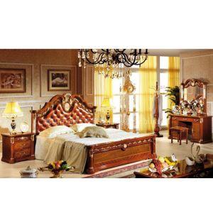 供应古典套房,床,梳妆台,衣柜