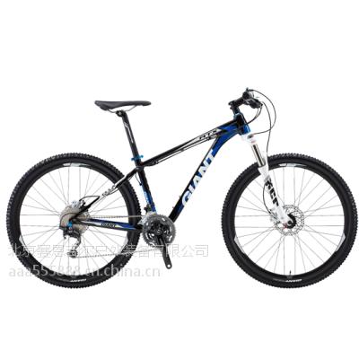 供应捷安特山地自行车 ATX777 2014款Giant铝合金27速双油碟变速单车