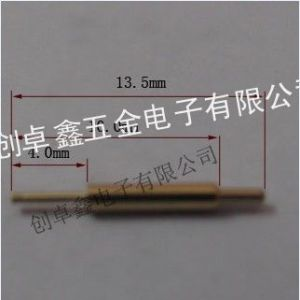 供应pogo pin充电连接探针