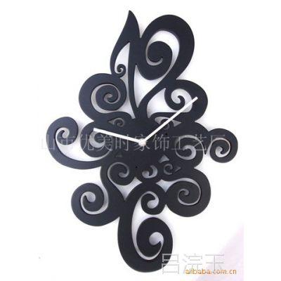 创意DIY挂钟 艺术数字 创意 石英挂钟