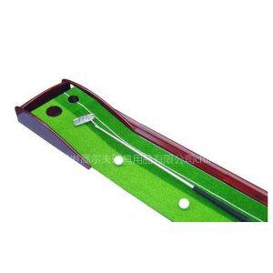 供应高尔夫推杆练习器 室内练习推杆 高尔夫礼品