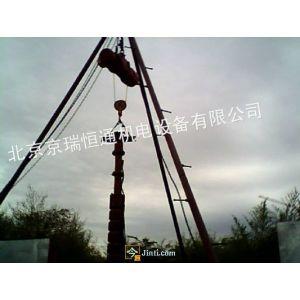 供应北京熊猫水泵污水泵维修销售深井泵维修安装