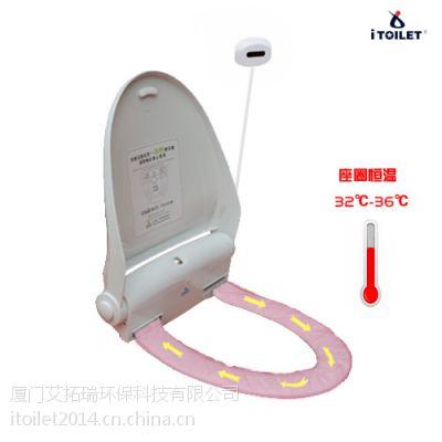 供应自动换套马桶盖,智能马桶盖,便洁垫,转转垫,一次性马桶套