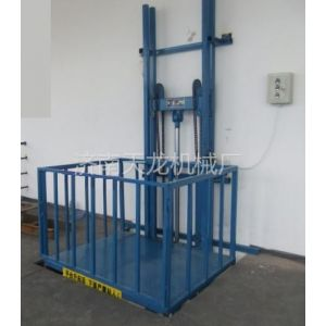 供应供应济南天龙壁挂式液压升降台