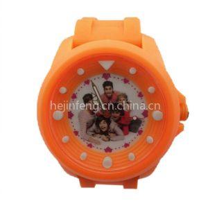 供应新款硅胶女士手表 卡通儿童手表 硅胶礼品手表