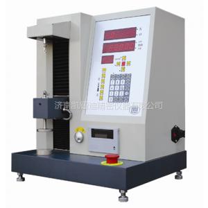 供应全自动弹簧拉压试验机,自动并盘功能、采用传感器保护功能、碟簧测试。
