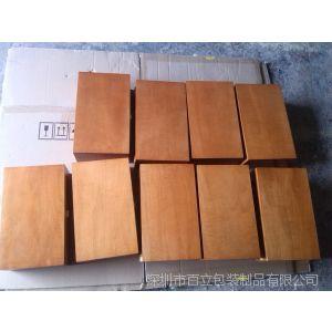 供应厂家加工定做木盒 松木酒盒 松木实木盒 价格实惠