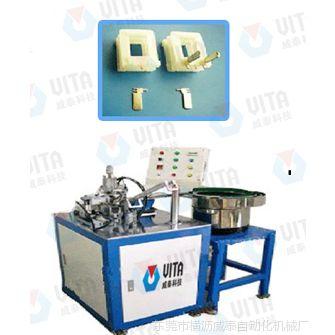 厂家供应自动化变压器铜脚插针机