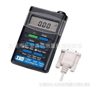 销售台湾泰仕电磁场强度测试仪,TES-1390电磁波测试器,高斯计