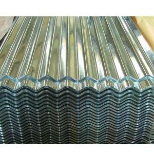 供应外贸热镀锌波纹板