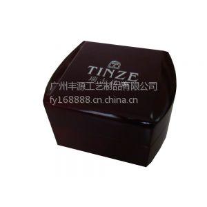 供应特价高档精美红木质手表盒表带配件礼品盒包装盒批发定制