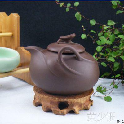 紫砂壶厂家直销 宜兴紫砂茶壶300毫升 古怪造型几百款 全店混批