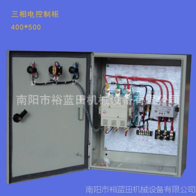 大型无塔供水设备三相电专用控制柜/大型压力罐水泵控制配电柜