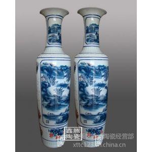 供应陶瓷大花瓶,开业礼品大花瓶,摆件陶瓷大花瓶