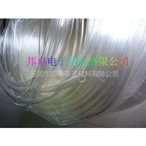 供应东莞邦卓生产透明PU软管,TPU管