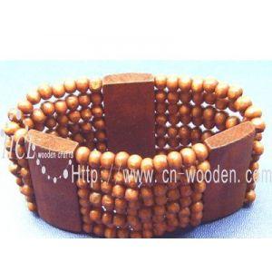 供应木珠手链 时尚手链 佛珠手链 多层手链