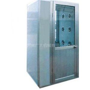 供应河南郑州PLC电脑控制风淋室