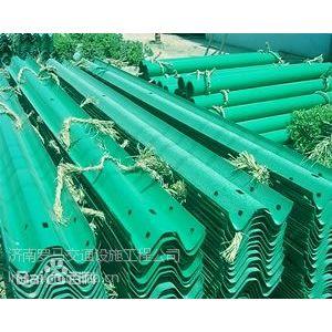 供应烟台波形护栏板-浸塑波形护栏-烟台道路波形板护栏