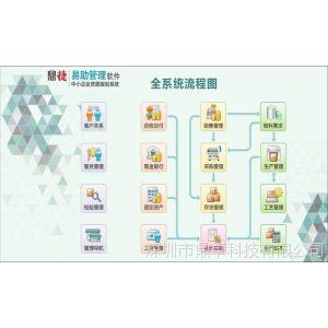 供应行业专用软件专业ERP 易助6.0中小企业ERP电子行业
