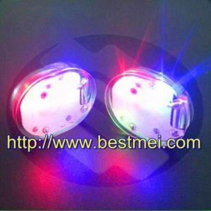 厂家批发闪光衣服灯 防水小、中、大成衣灯 发光棒