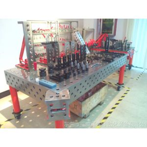 供应常林柔性组合工装夹具 焊接工装夹具知名供应商