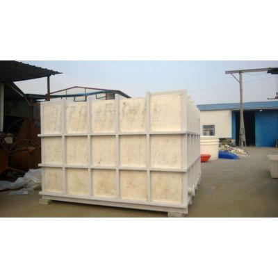 供应定做酸洗槽 PP电解槽 PP容器焊接 PP电镀槽