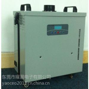 供应批发室内循环等离子切割废气净化器移动式电焊烟雾净化器低噪音焊烟净化器耀晨YC3101