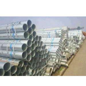供应友发镀锌钢管规格表/理论米重